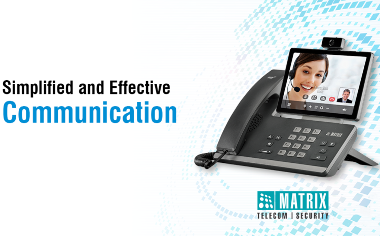 Unified Communication Solution with Matrix