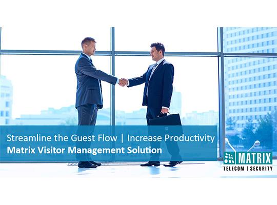 Streamlined Visitor Management Solution